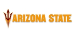 Arizona State Sun Devils Die Cut Decal