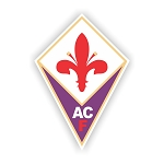 Fiorentina AC  Die Cut Decal
