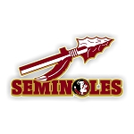 FSU Florida State University Seminoles  Die Cut Decal