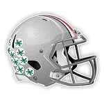 Ohio State Buckeyes Football Helmet  Die Cut Decal