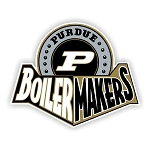 Purdue Boilermakers  Die Cut Decal