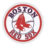 Boston Red Sox  Die Cut Decal