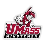 UMASS Massachusetts Minutemen  Die Cut Decal