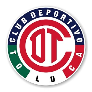 Toluca Diablos 2017 Mexico  Die Cut Decal