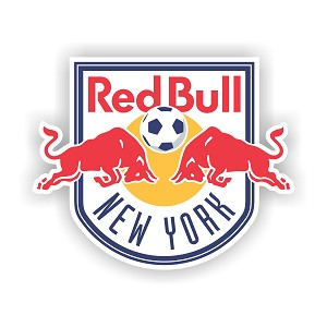 New York Red Bulls  Die Cut Decal