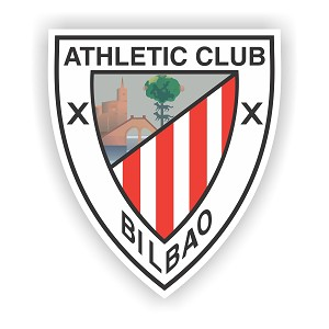Athletic Bilbao    Die Cut Decal
