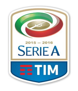 Italia Serie A  Italy    Die Cut Decal