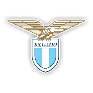 Lazio  Die Cut Decal