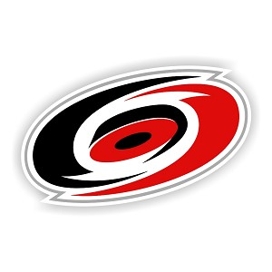 Carolina Hurricanes  Die Cut Decal