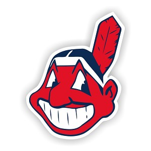 Cleveland Indians  Die Cut Decal