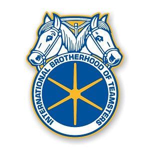 Teamsters Die Cut Decal