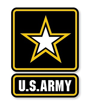 US ARMY Die Cut Decal