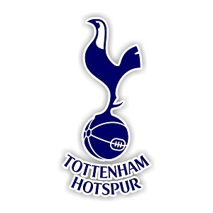 Tottenham Hotspur  Die Cut Decal