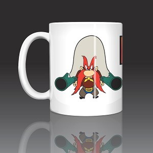 Yosemite Sam BACK OFF  Coffee Mug Ceramic 11oz